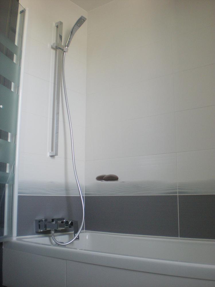 Rénovation et réalisation de salle de bains à Quimper - Finistère