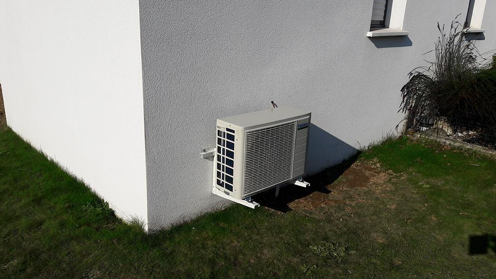 Installation de pompe à chaleur à Quimper (Finistère)